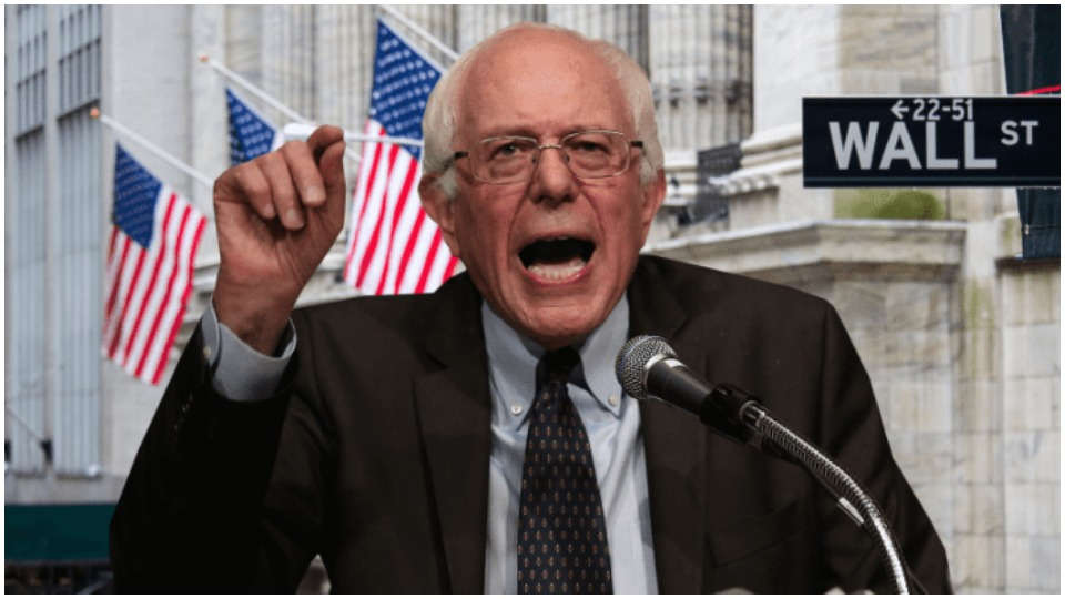 Why Wall Street red-baits Bernie Sanders