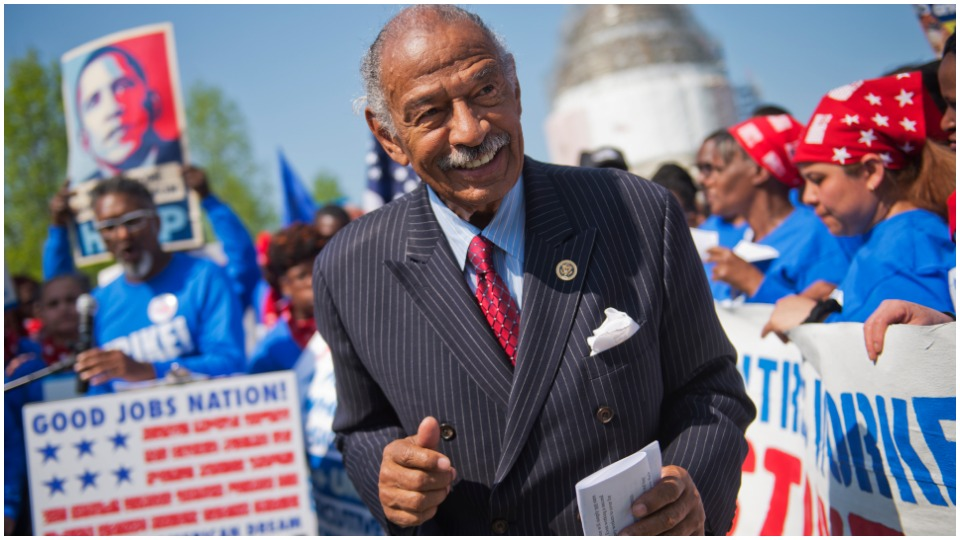Former Detroit Daily World reporter on the legacy of Rep. John Conyers