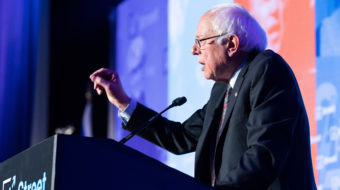 Sanders: Use U.S. aid to force Israeli bargaining with Palestinians