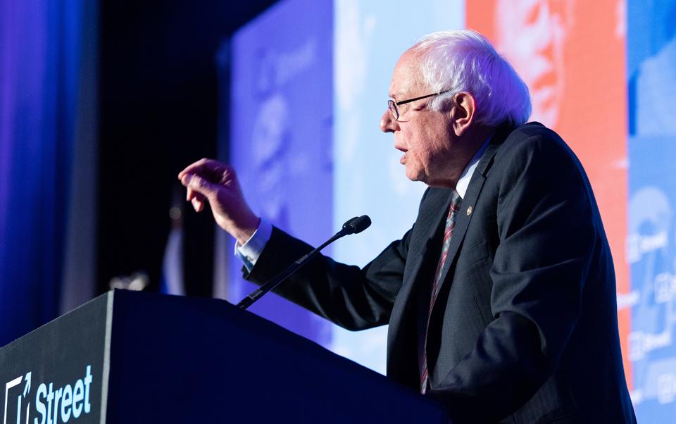Sanders: Use U.S. aid to force Israeli bargaining with Palestinians