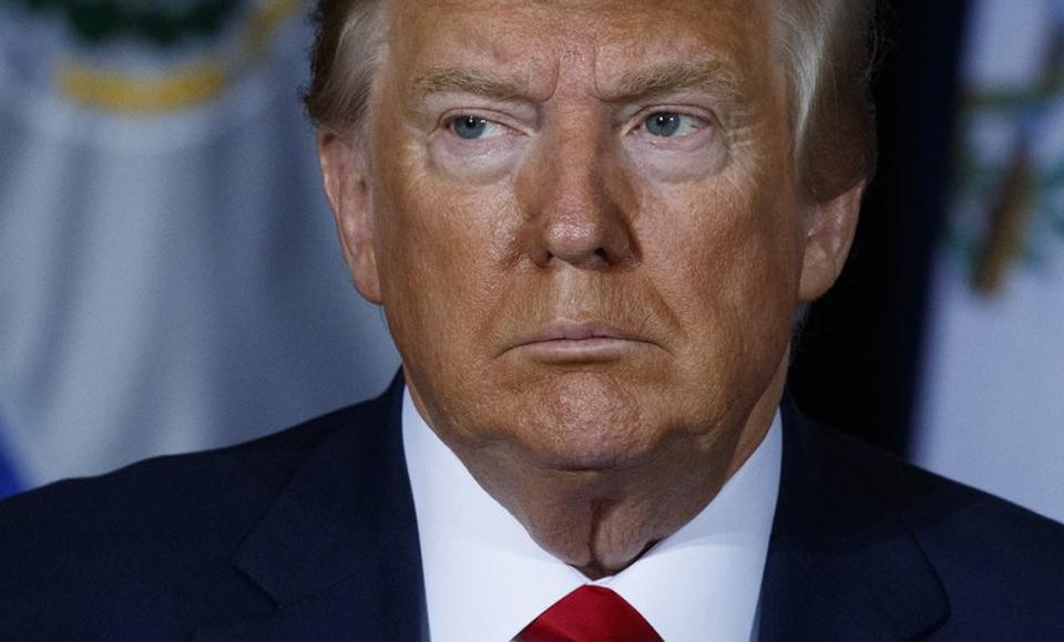 "Trump calls impeachment inquiry a ""coup"" that will trigger civil war"