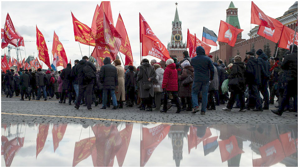 The Soul of the Russian Revolution