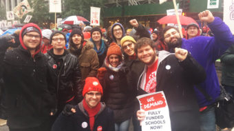 Tentative agreement ends 11-day Chicago teachers strike