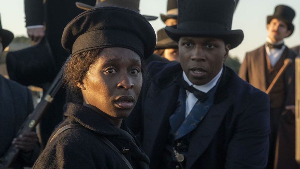 "Film review: All aboard the freedom train with ""Harriet ..."