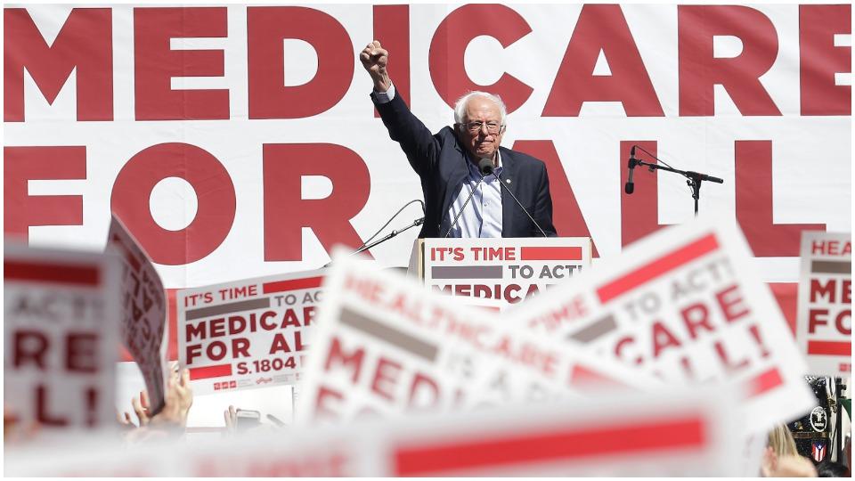 Citing Medicare for All, National Nurses United endorses Sanders – again