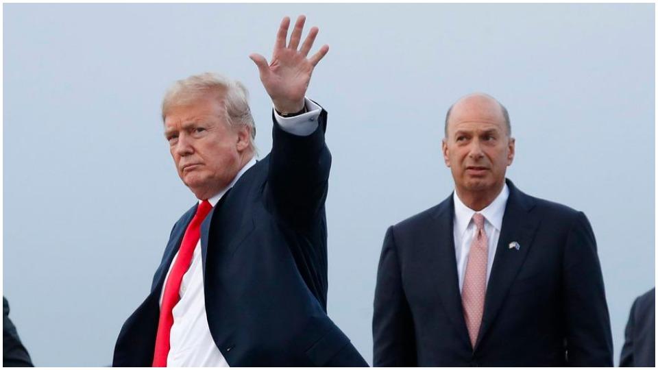 "Trump's million-dollar donor Sondland testifies: ""We followed the president's orders."""