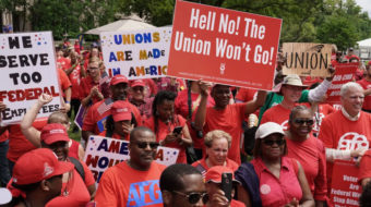 Turning perceptions around: How California's unions changed Californians' minds about unions