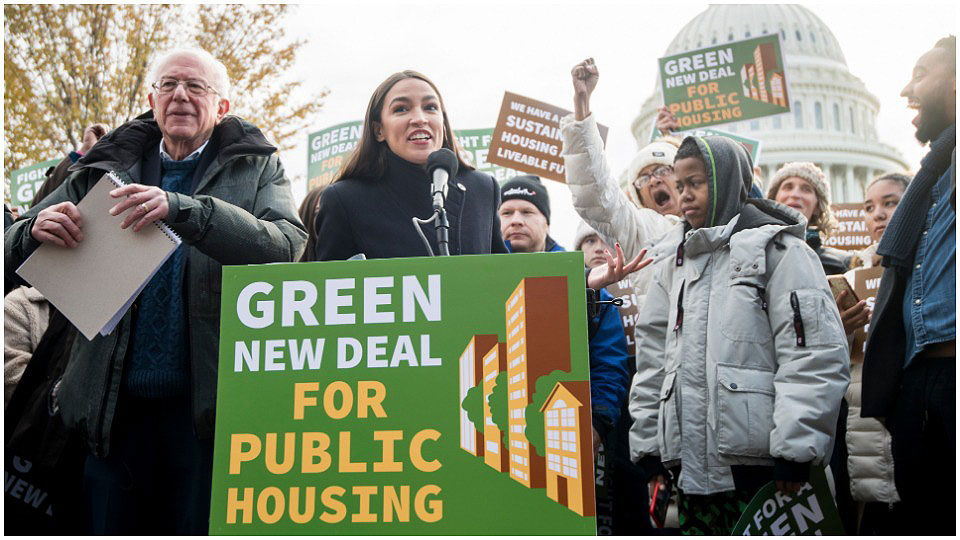 Green public housing: Sanders-AOC proposal targets social and ecological needs