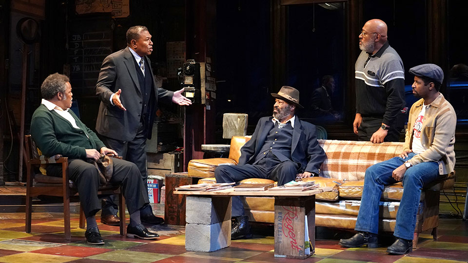August Wilson's 'Jitney' set in Pittsburgh's 'urban removal' era
