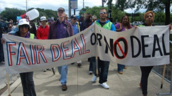 Over Machinists' objections, AFL-CIO backs revised 'New NAFTA' pact