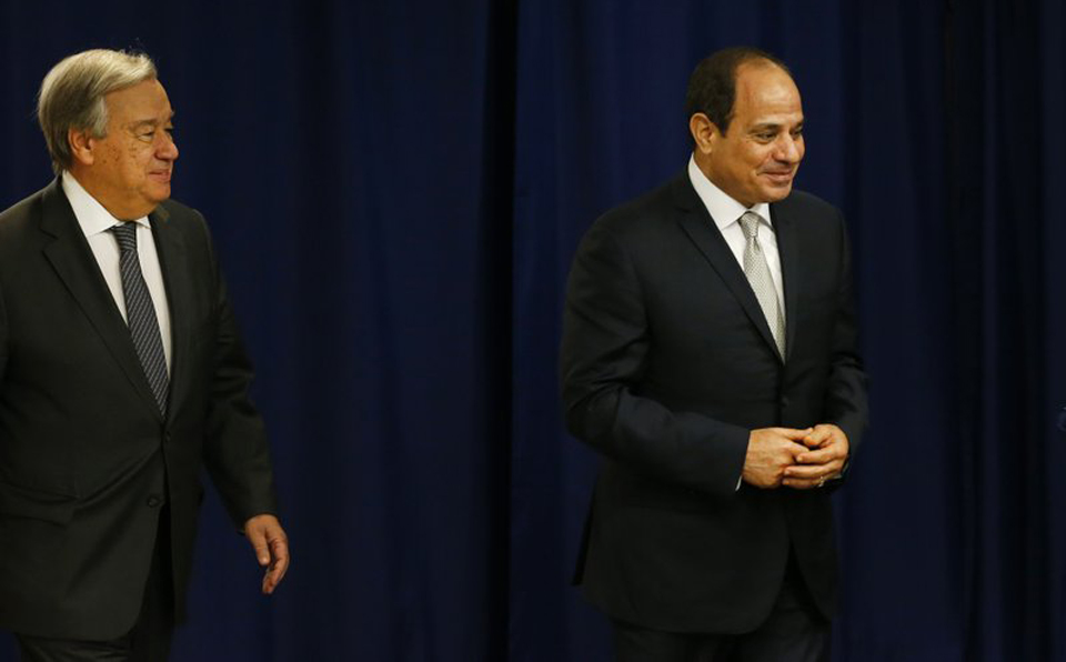 Egyptian dictatorship causing spike in youth suicide