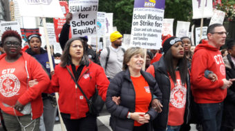 People's World Awards Gala to honor Chicago Teachers