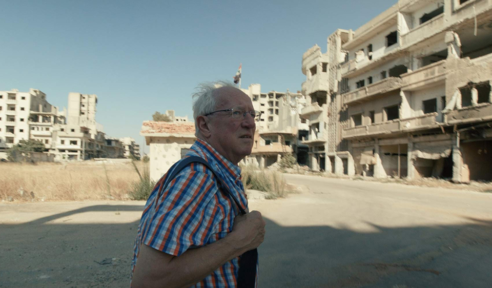 Documentary about journalist Robert Fisk a highlight of Toronto International Film Festival