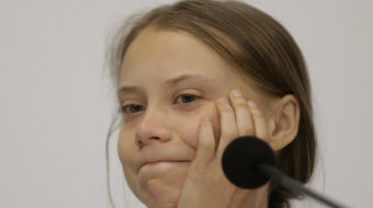 Trump attacks climate activist Thunberg after Time honor