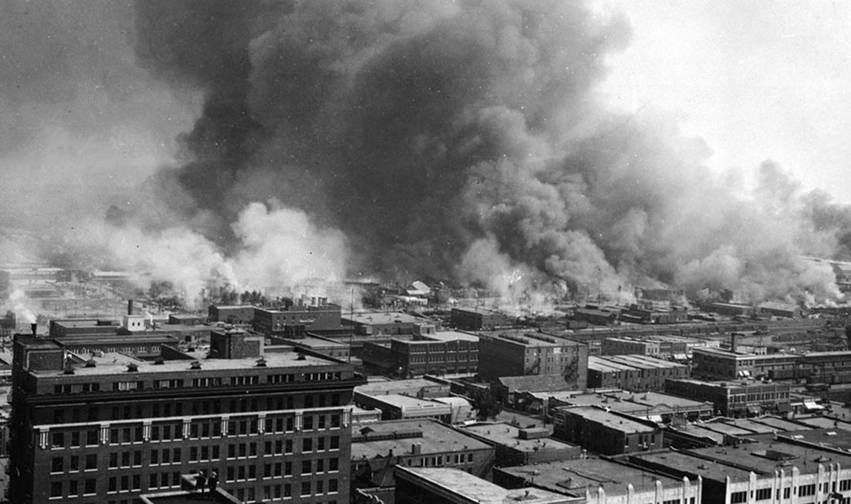 Search finds possible mass graves of 1921 Tulsa Race Massacre victims