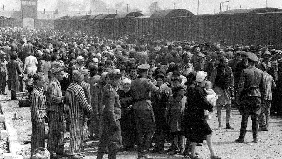 Auschwitz, a poem