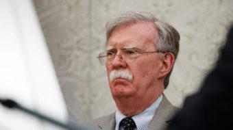 Bolton's bombshell explodes main Trump defense argument in Senate