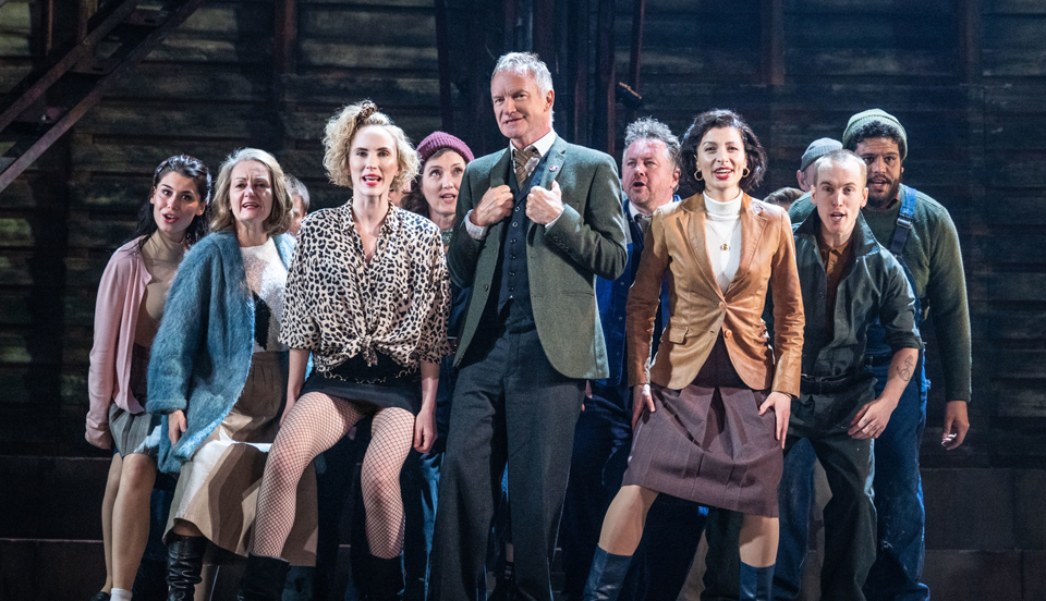 'The Last Ship' is a stunning masterpiece of working-class musical theatre
