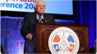 Senate approves 'New NAFTA' legislation; Sanders and Machinists union still opposed