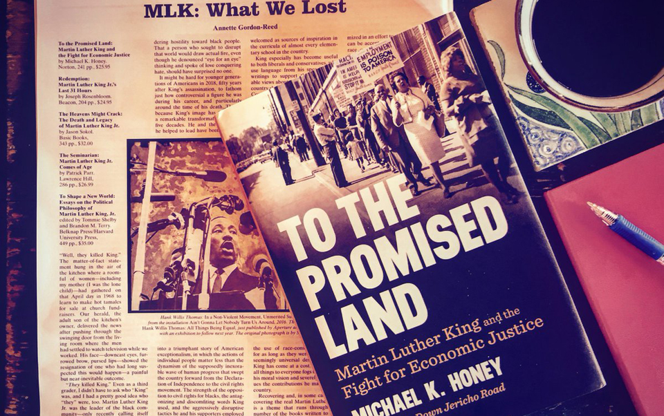 """Review: """"To The Promised Land,"""" King's fight for economic justice"""
