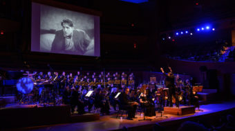 F.W. Murnau's 'Sunrise: A Song of Two Humans' has thrilling new score