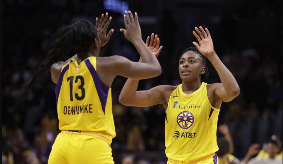WNBA and players strike 8-year deal hiking revenue share to 50-50