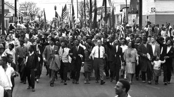 Civil Rights Movement memories: Marching from Selma to Montgomery in 1965