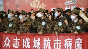 La batalla de China contra el brote del nuevo coronavirus