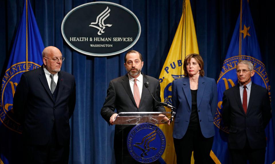 Former OSHA chief: U.S. sitting on protocol to fight coronavirus