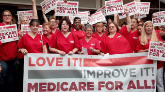 Leaked document foretold secret corporate campaign to derail Medicare for All