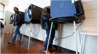 Voter suppression, anti-union labor laws make South Carolina a pivotal battleground