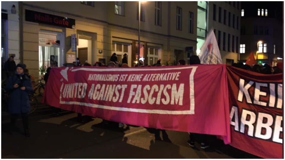 Fascists align with conservatives to kick out Die Linke in eastern Germany