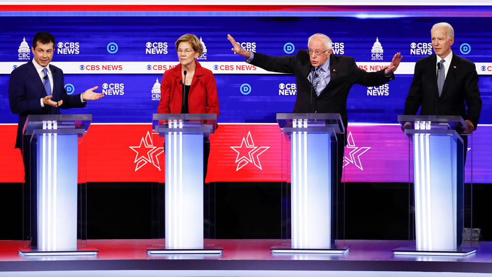 South Carolina Dem debate reflects different approaches to defeating Trump