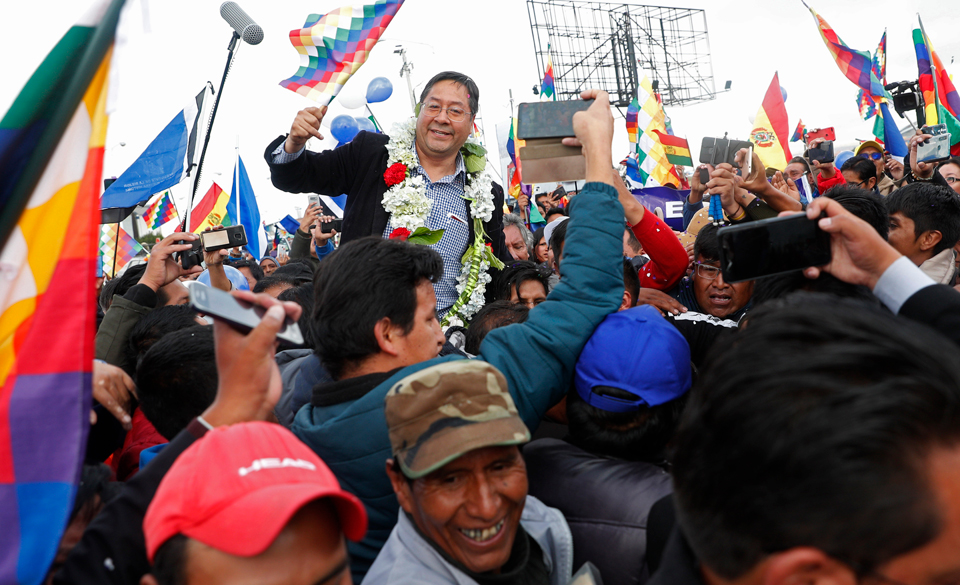 Meet the candidates taking on Bolivia's U.S.-backed right-wing government