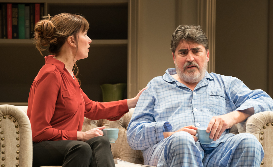 'The Father': Alfred Molina in a meditation on dementia