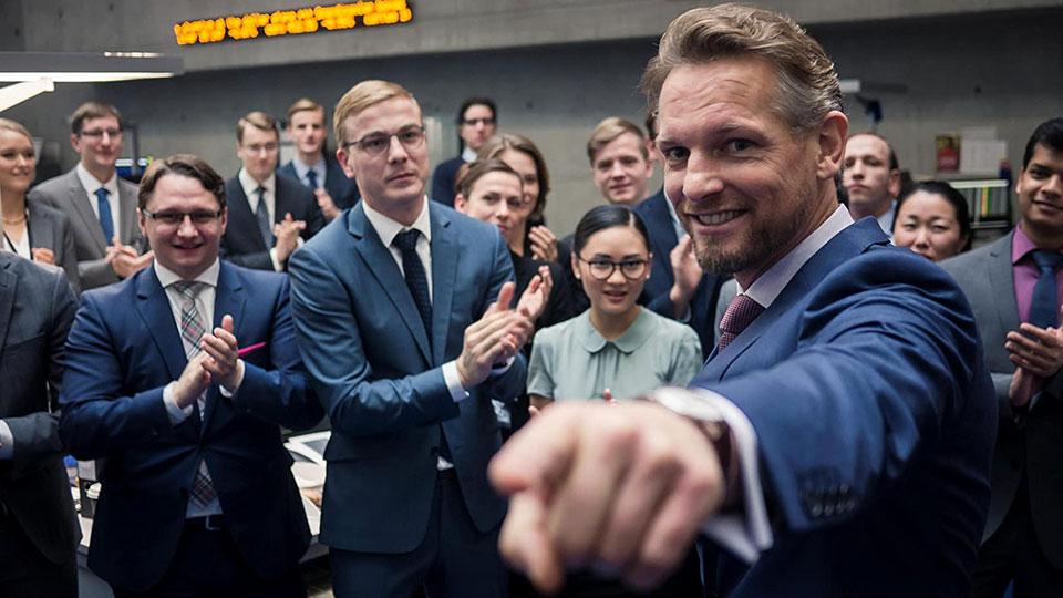 'Bad Banks': Global misbehavior in the German financial system; and 'Nancy Drew'