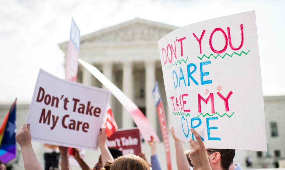 Supreme Court dumps fate of Affordable Care Act right into height of election campaign