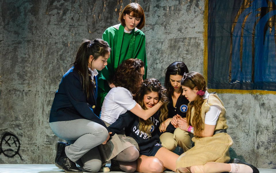'Antigone, Presented by the Girls of St. Catherine's': On- and offstage lives
