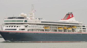 Cuba recibirá y brindará atención a viajeros con coronavirus del crucero británico Braemar