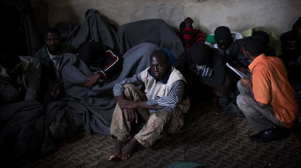 """Interview: Somali captive exposes conditions in bogus """"refugee camp"""""""