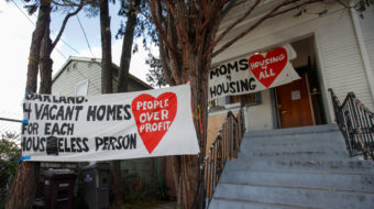 Calif. governor bans evictions during pandemic; housing advocates say that's not enough