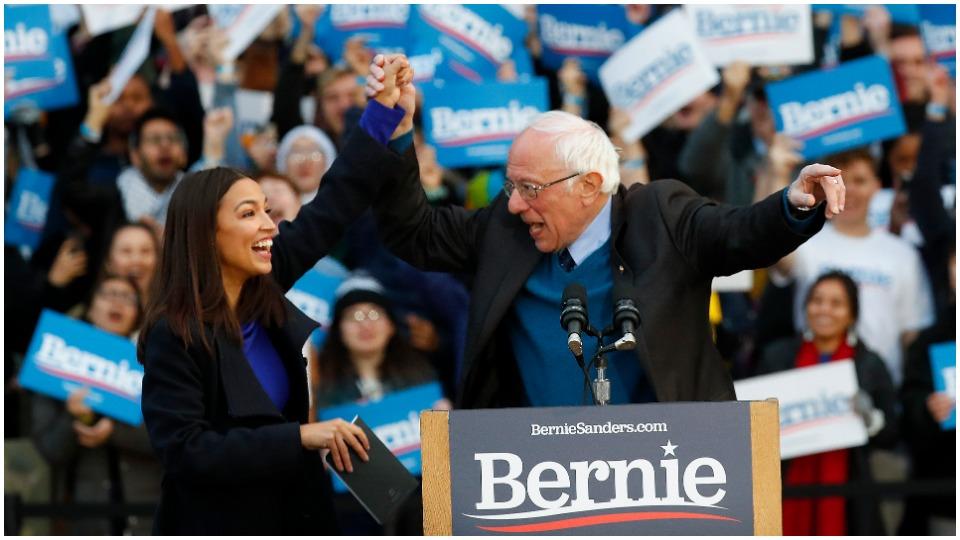 Working Families Party picks Bernie over Biden after Warren exits race