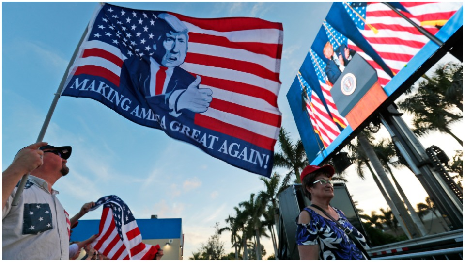 """Surging """"authoritarianization"""": 2020 elections crucial to stopping slide down Trump's path"""