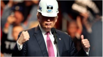 Trump betrayed his promise to fight for American workers
