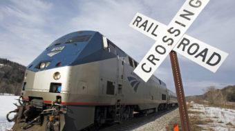 Rail unionists, passengers, lawmakers blast Amtrak outsourcing