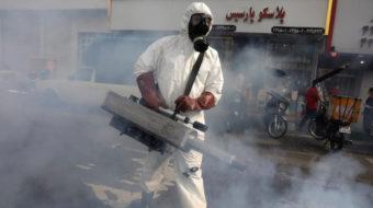 Sanctions cripple Iran's coronavirus response; country pleads for U.S. to lift them