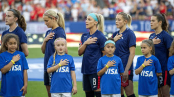 "Soccer prez: ""We're sorry for…(checks notes) our blatant sexism."""