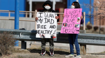Communist Party USA demands immigrant safety and justice in current health crisis