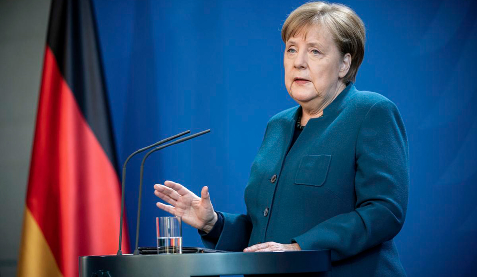 What will the coronavirus do to Germany's political future?
