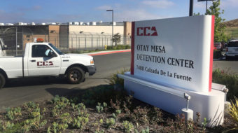 Privately-run immigrant jails denying detainees masks, dodging responsibility